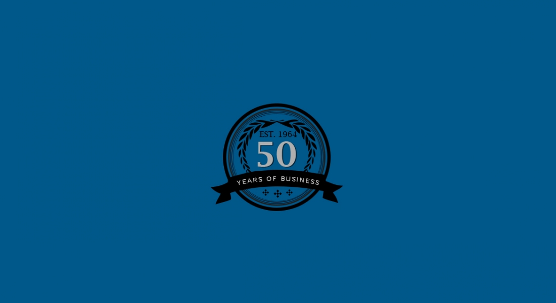 50 Years of Business