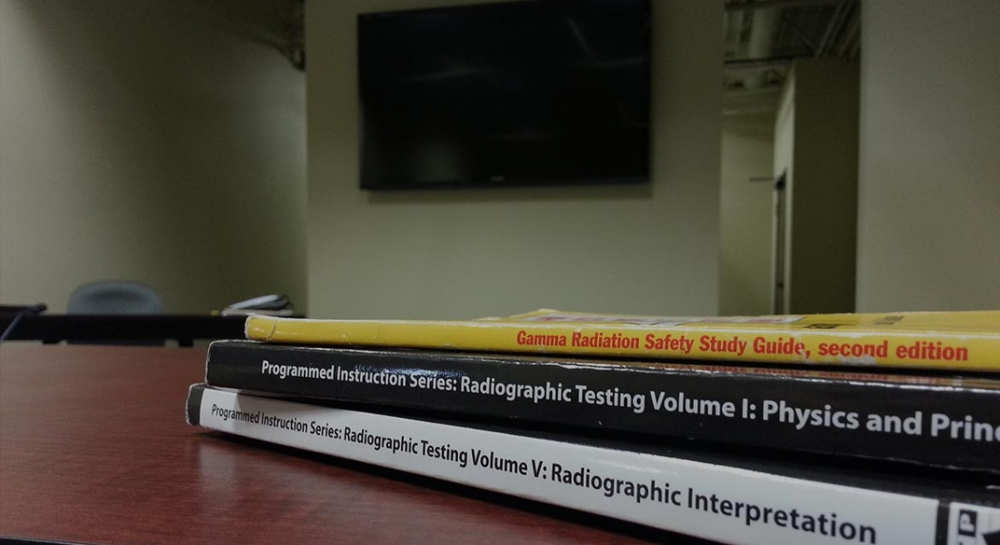 NDT Level I and II Courses